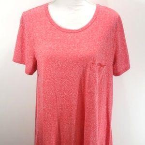 《Lularoe》Carly Dress Sz 2XL Plus Size Tee Shirt